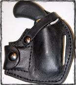 Belt Worn Pug Pocket Holster